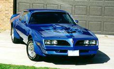 '78 Firebird / Trans Am - blue