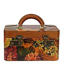 Patricia Nash Vintage Paradiso Vanity Case