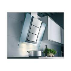 Campana Gutmann Vertica pared con torre. El modelo Vertica no sólo convence estilísticamente por el diseño vertical de la campana con pantalla táctil y elementos de acero fino...