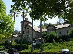 The Culinary Institute of America, at Greystone, Napa Valley, CA             http://www.ciachef.edu/california/