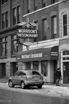 A Kingston institution