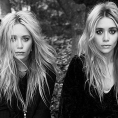 Ashley Olsen and Mary-Kate Olsen, the trendsetting designers behind #ElizabethandJames on the brand's namesake fragrance, exclusively at #Sephora. #Nirvana #SephoraGlossy