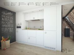Haruki's apartment on Behance