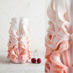 10% Discount. Use coupon code OUTFYDISC2016 Big Orange candle, Gift idea, Wall decor, Carved candle, Decorative candle, Vanity lighting, Unity candle, Gift basket, Art decor, Love you #GiftIdeas #ArtDecor #DecorativeCandles #WhiteOrangeCandle #housewarming #CarvedCandles #WallDecor #VanityLighting #GiftBasket #UnityCandle