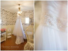 wedding gown | Rianka's Wedding Photography
