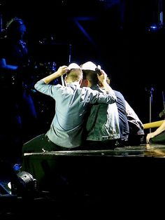 And here we have a lovely picture of Liam and Louis using a bra as a hat. That's our boys!! Our boys never cease to make me laugh!!