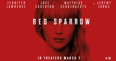 Red Sparrow 2018 Full Movie Download