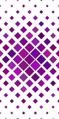 Buy 24 Purple Square Patterns by DavidZydd on GraphicRiver. 24 purple diagonal square pattern backgrounds DETAILS: 24 JPG (RGB files) size: 4 base colors, 24 color v. Neon Wallpaper, Cute Wallpaper Backgrounds, Purple Backgrounds, Colorful Wallpaper, Abstract Backgrounds, Wallpapers, Violet Background, Geometric Background, Background Patterns