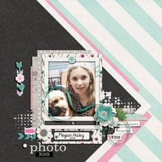 Snapshots and Memories by Sugarplum Paperie, Good One by Karla Dudley, alnd Blossom by Kristin Cronin Barrow.