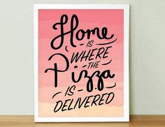 Except I get pizza delivered in all sorts of places. Pizza Sign, Pizza Meme, Pizza Art, Pizza Puns, Typed Quotes, Words Quotes, Sayings, Godfathers Pizza, Buffalo Pizza