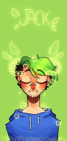 [doodle] jack by MisterBearyBear.deviantart.com on @DeviantArt