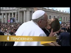 Top five characteristics of Pope Francis first month as Pontiff
