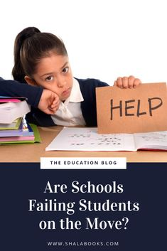 Our new reality in education is that an increasing number of students are on the move. The question is, are schools doing enough on a global level to support them? Read to find out. School S, Professional Development, Fails, How To Find Out, Students, Number, This Or That Questions, Education, Reading