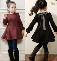 Gorgeous bowtie dress  from Little Diva Kids Boutique