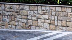 Realizzazioni - Appia Antica srl #CASA #PRIVATA IN #PORFIDO E #FASCIA #BIANCA IN #MARMO #BOTTICINO