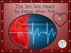 Introduce your  ELL beginner students to Edgar Allan Poe's short story.  Complete with beating heart, angry cat sounds, narrated bio, narration of short story and quiz.  Sounds and narrations may be heard in PP slide show mode. Recently revised for Halloween!