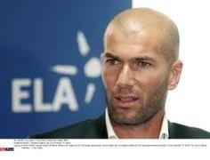 Major crush on Zinedine Zidane