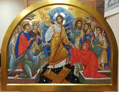 Orthodox Icons, Scene, Tattoo, Painting, Art, Jesus Christ, Life, Byzantine Icons, Art Background