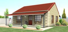 Stone Home Designs: The Lachlan. Visit www.localbuilders... to find your ideal home design in Perth