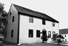Old Meeting House *:Located in Barrington, NS ; built in the fashioned after the New England Congregational buildings. Visit Nova Scotia, New England, Buildings, Public, Canada, War, Outdoor Decor, House
