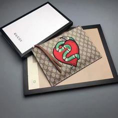 Gucci unisex man woman handbag clutch purse
