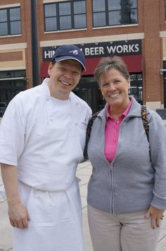 Had the pleasure of meeting Chef Paul Wahlberg and enjoying a delicious meal at Wahlburgers while visiting family in the Boston area in 2014. He's just as friendly in person as he is on TV.