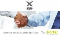Based on previous experience, XaitPorter was the preferred choice for Origo Exploration when considering which document collaboration tool to be utilized