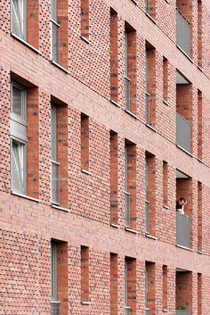 Fassadendetail, © Marcus Bredt, Berlin