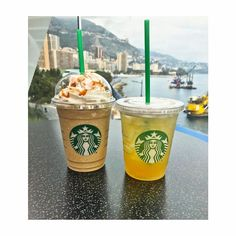 Cool & Cooled    #starbucks #drink #picoftheday #love #goodday #goodvibes #travel #travelgram #montecarlo #mymontecarlo #saturday #sea #seaside #easter