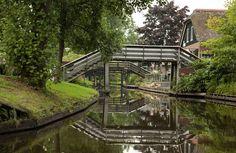 Giethoorn Holandia
