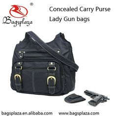390373f803d0 Guangzhou factory concealed carry purse lady gun clutch bag Concealed Carry  Purse