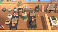 Pottery Shop, Pottery Studio, Pottery Art, Animal Crossing Wild World, Animal Crossing Game, Animal Games, My Animal, Pix Art, Pottery Workshop