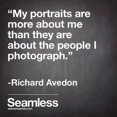 Be inspired by the greatest photographers of all time! Time Photography, Quotes About Photography, Muslin Backdrops, Richard Avedon, Great Photographers, Before Us, All About Time, Inspired, Portrait