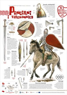 warriors of King Boleslav the Brave - first king of Poland; woje bolesława chrobrego - Szukaj w Google