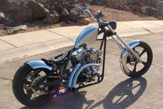 Completely Chrome Choppers | 2007 West Coast Choppers Dominator | Red Hills Rods and Choppers Inc ...