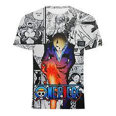 Oversize 3D Imprimer drôle anime vêtements Gun Femmes T-Shirt Hommes à Manches Courtes T-shirts