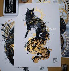 Pencil Art Drawings, Animal Drawings, Cool Drawings, Art Sketches, Fox Sketch, Concept Art Tutorial, Avatar The Last Airbender Art, Zen Art, Classical Art