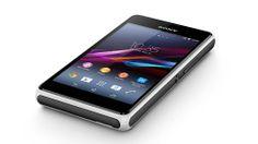 Sony Xperia E1- smartphone para amantes de música