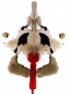 Rorschach inkblot test- mot widely used projective test; seeks to identify people's inner feelings by analyzing their interpretations of the blots