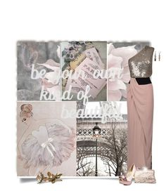 """""""Parisian Beauty"""" by kginger ❤ liked on Polyvore featuring Stupell, Graham & Brown, Pinko, Luichiny, PBteen, Pixie, Givenchy, MARBELLA, women's clothing and women"""