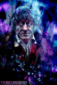 The Third Doctor by Deadmans-Dust.deviantart.com on @deviantART