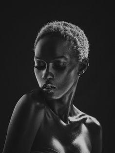 Ramona on Behance by David TerrazasMore Photography here.