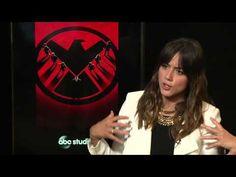 Marvel's Agents of S.H.I.E.L.D. - Chloe Bennet on Skye - YouTube