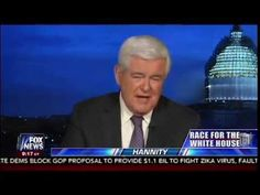 RT News : Former Secret Service Officer Gary Byrne Describes In The White House - Newt Gingrich -