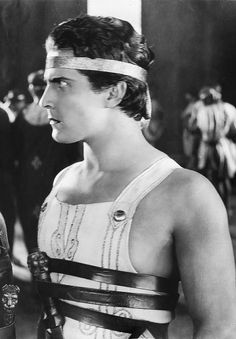 Ramón Novarro in Ben-Hur: A Tale of Christ (1925)