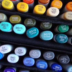 The Copic Markers You Need in Your Starter Set