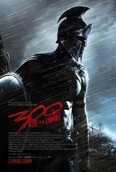 New 300: Rise of an Empire Poster
