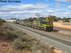 Kalgoorlie (Australia).