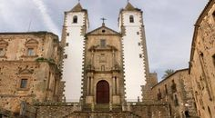 Convento de la Compania de Jesus. Cáceres