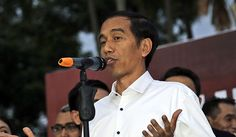Call me Jokowi, says Indonesia's president